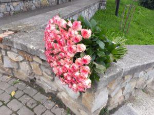 """101 роза """"Джумилия"""""""
