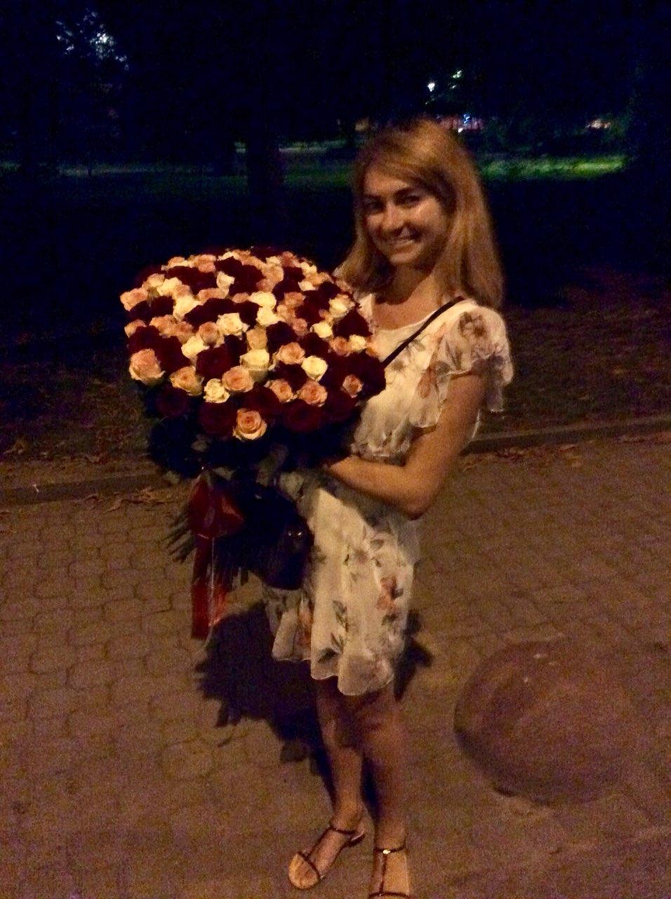 доставка цветов в Запорожье картинка