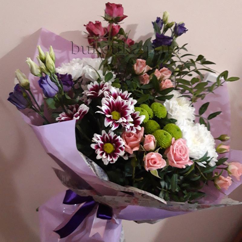 Купить цветы в Запорожье