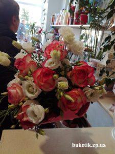магазин цветов в запорожье